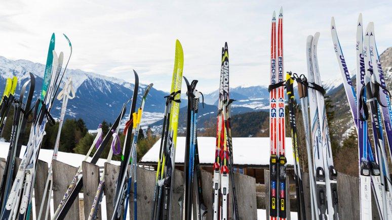 Cross-country skis, © Tirol Werbung/W9 STUDIOS