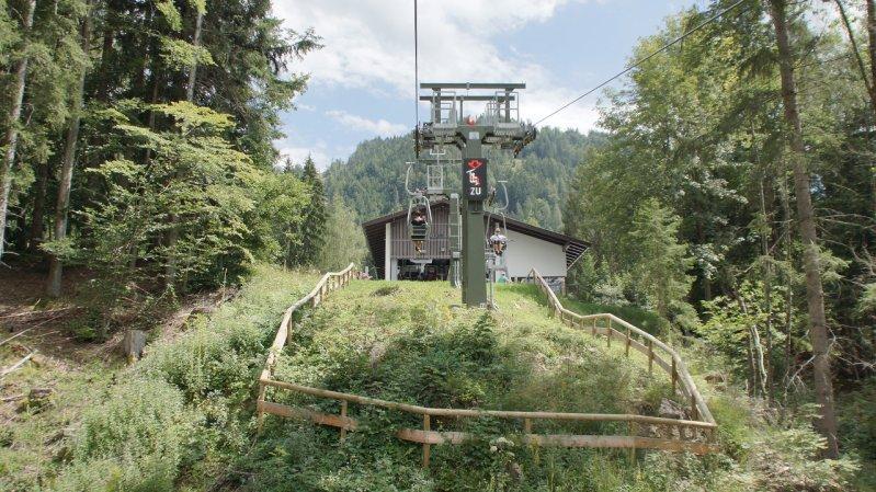 Singletrails Kufstein - Wilder Kaiser