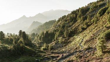 Between the Patscherkofel and Glungezer mountains