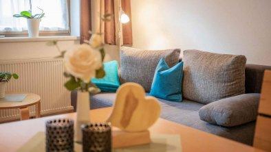 Gemütliches Sofa - Ferienwohnung Viktoria, © Gabi Stern