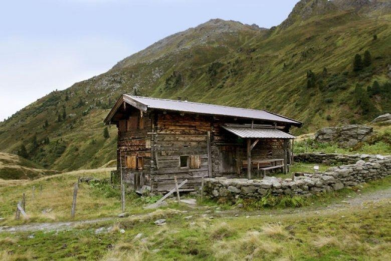 Jagdhütte Rosswildalpe © MTS Almliesl