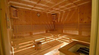 Detail Sauna Nacht