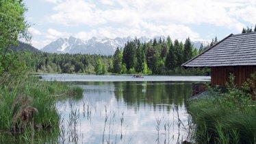 Wildsee lake, © Olympiaregion Seefeld