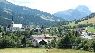 Kirchberg in summer, © Kitzbüheler Alpen Brixental