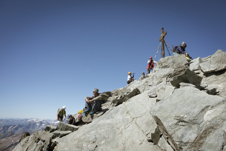 Where could the Glockner mouse be? (Photo: Tirol Werbung/Jens Schwarz), © Tirol Werbung/Jens Schwarz