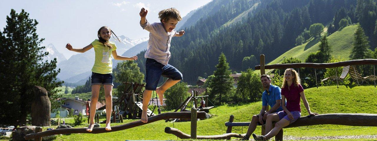 Marmot Adventure Playground in Gries, © Innsbruck Tourismus