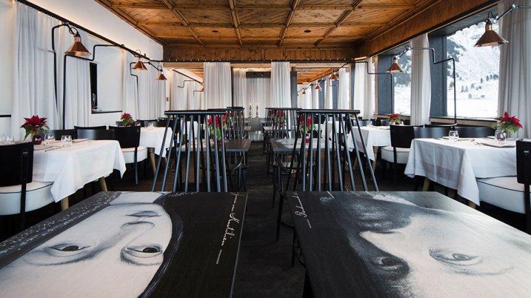 Restaurant at the Jagdschloss Kühtai, © Jagdschloss Kühtai