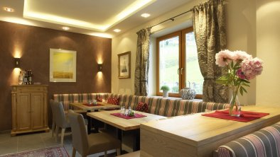 Noichl´s Hotel Garni Frühstücksraum