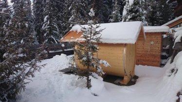 Sauna für Gipfelstürmer und Platzhirsch