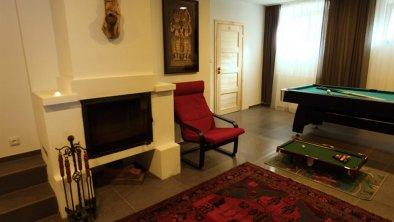 Moroder Haus - Fireplace // Kamin