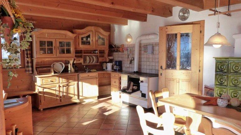 Living area, Dagnalm, © Huettenland.com