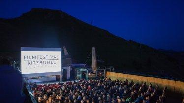 Outdoor screening atop Kitzbühel Horn Peak, © Filmfestival Kitzbühel