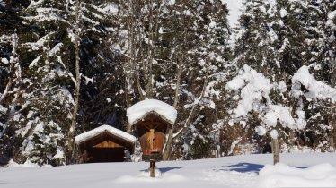 Winter hike: Absam - Thaur, © Hall-Wattens