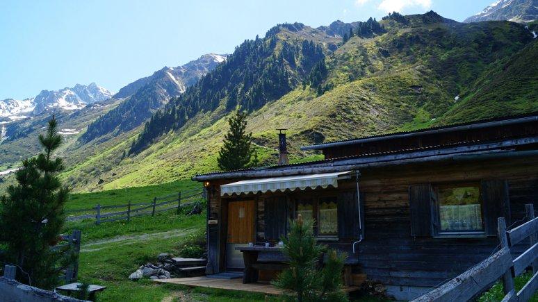 Grafenser Sennerhütte, © Huettenland.com