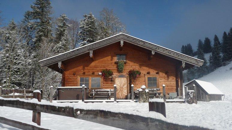 Dagnalm in winter, © Huettenland.com