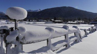 Winterlandschaft in Leutasch, © Bergidyll  & Hotel Trofana