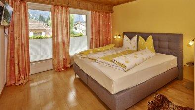 Schlafzimmer Appartement Weißkugel