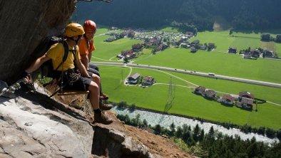 Klettersteig © Bernd Ritschel