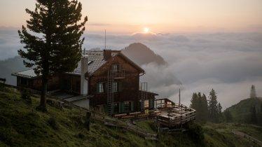 Bayreuther Hut in the Brandenberg Alps, © Tirol Werbung/Jens Schwarz