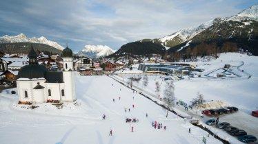Seefeld cross-country skiing centre, © Tirol Werbung/W9 STUDIOS