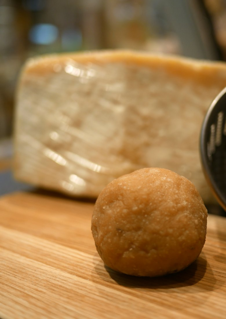 Zieger cheese: perfect for grating and flavouring.