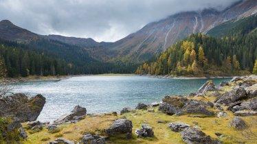 Obernberger See lake