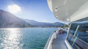Cruising on Lake Achensee, © Achensee Tourismus