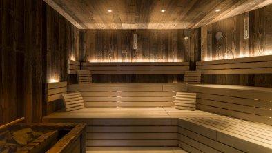 Finnische Sauna, © Nennerhof