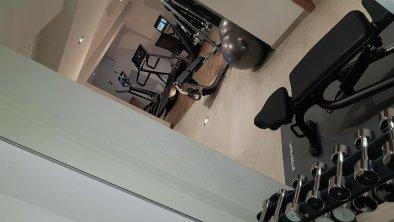 healthclub cardio&strenght Hotel Vergeiner Seefel, © tanja vergeiner