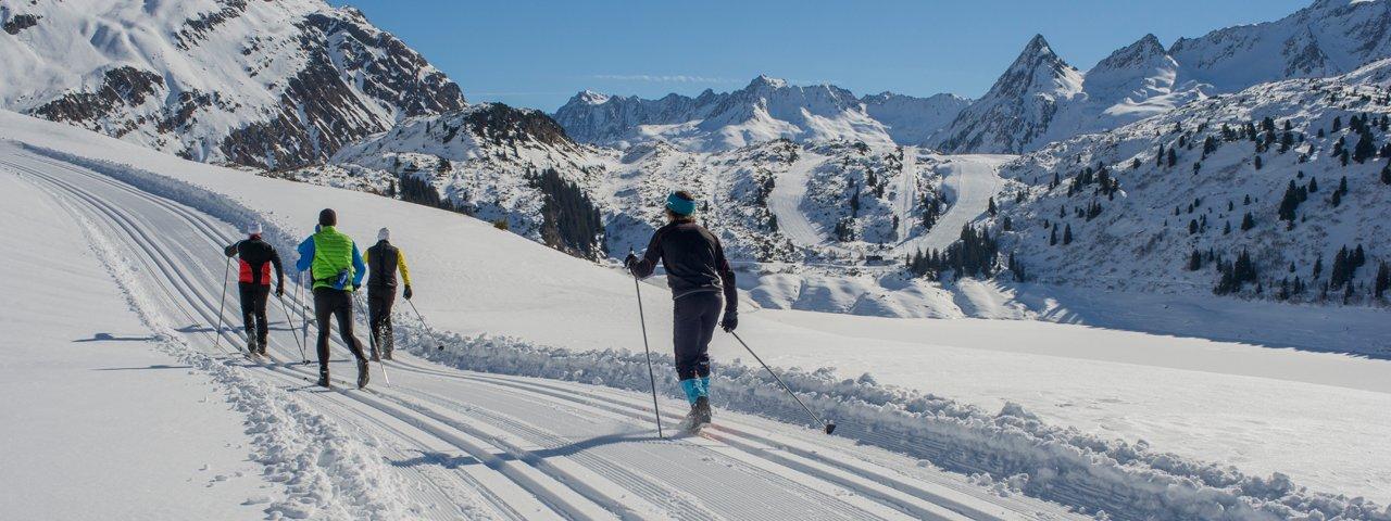 Cross Country Skiing in Paznaun, © TVB Paznaun-Ischgl