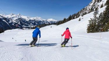 Füssener Jöchle ski resort in Grän, © TVB Tannheimer Tal / Ehn Wolfgang