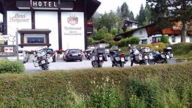 Hotel Vergeiner Seefeld in Tirol Sommeransicht, © tanja vergeiner