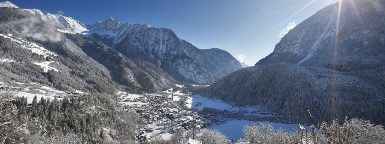 Oetz in winter, © Ötztal Tourismus/Anton Klocker