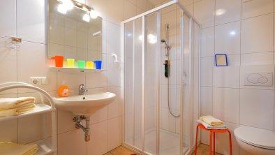 Appartement Kapellenpark Badezimmer