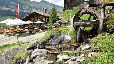 Farmkehralm hut, © TVB Alpbachtal/Gabriele Grießenböck