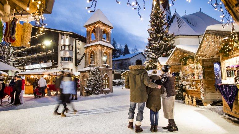 Christmas market in Seefeld, © Olympiaregion Seefeld/Stephan Elsler