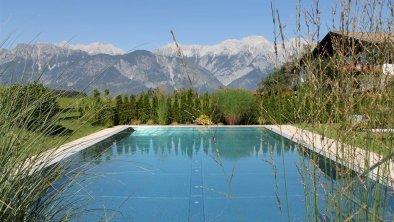 Pool Hotel Geisler, © Isabella T.
