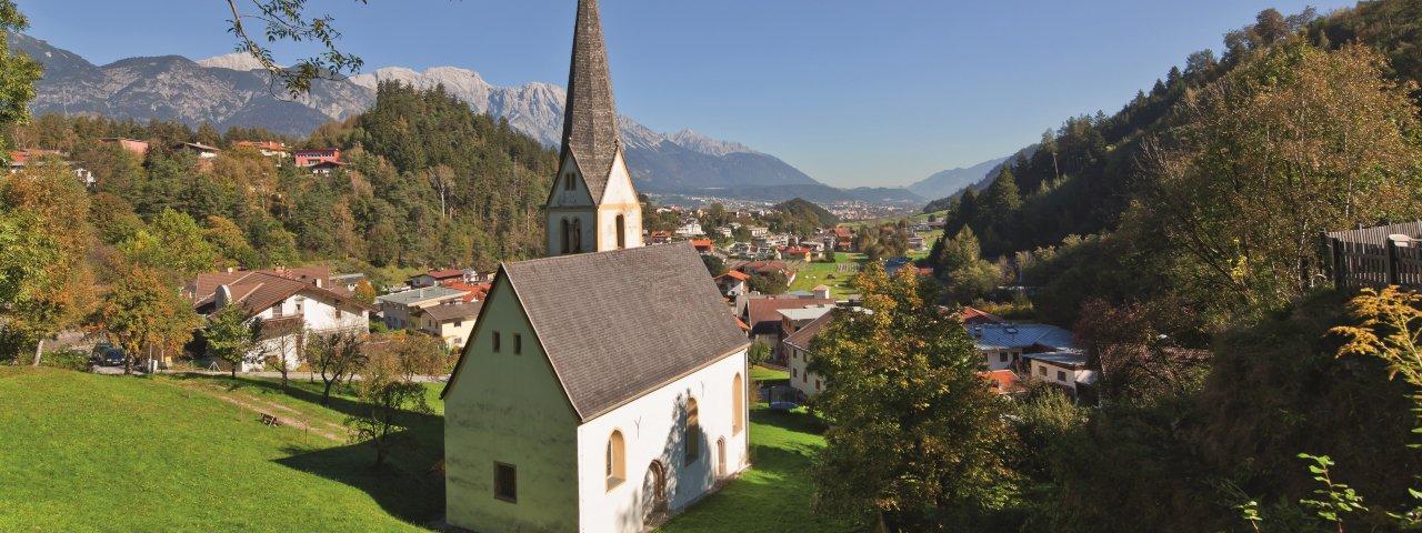 Ampass in summer, © Innsbruck Tourismus/Christof Lackner