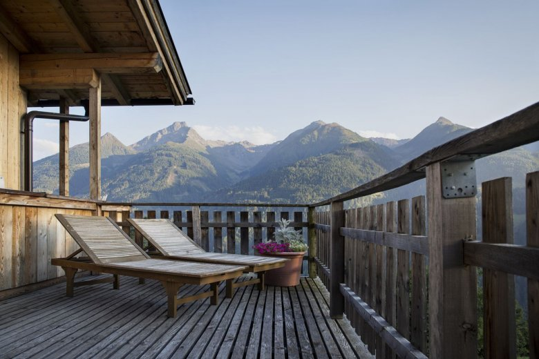 """""""Spa Treatment with a View"""" at Bartlerhof Farm in East Tirol"""
