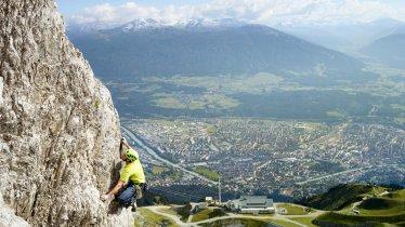 Sport climbing in Innsbruck, © Tourismusverband Innsbruck