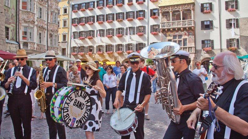 The sound of Blues and Jazz return to Innsbruck as the New Orleans Festival pays homage to The Big Easy with Southern vibes and music, © Innsbruck Tourismus / Christof Lackner