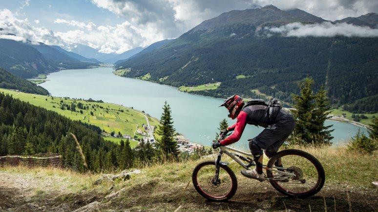 Three Countries Enduro Trails, © TVB Oberland/Nauders Tourismus