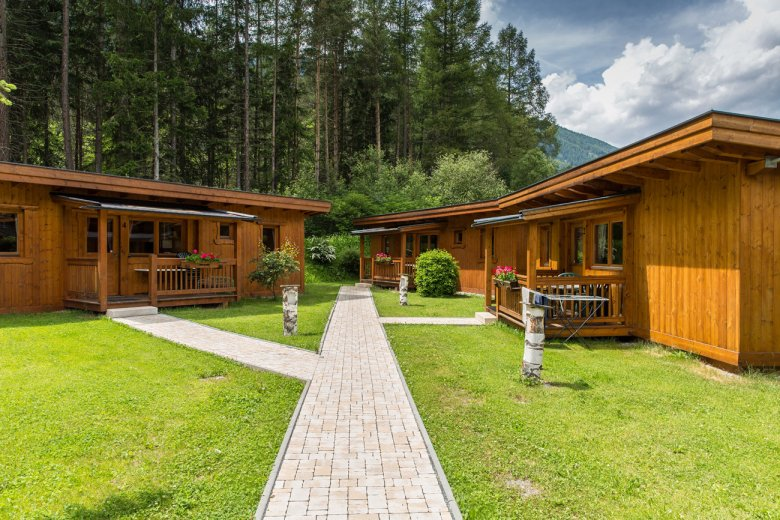 Alpine Lodges at Ötztal Camping