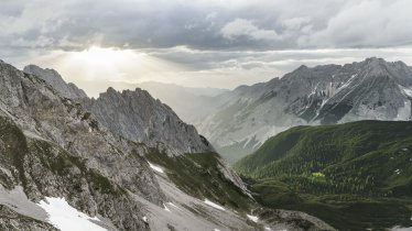 Goetheweg Trail, Karwendel Nature Park, © Tirol Werbung / Sebastian Schels