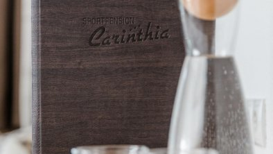 Detail Gaststube, © Sportpension Carinthia