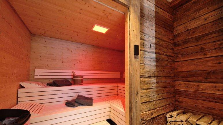 Sauna at the Antonius Apartments, © Antonius Apartments