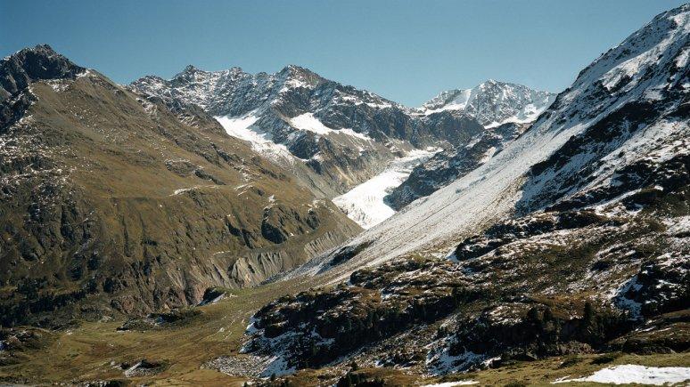 Kaunertal Glacier, © Tirol Werbung/Tobias Madörin