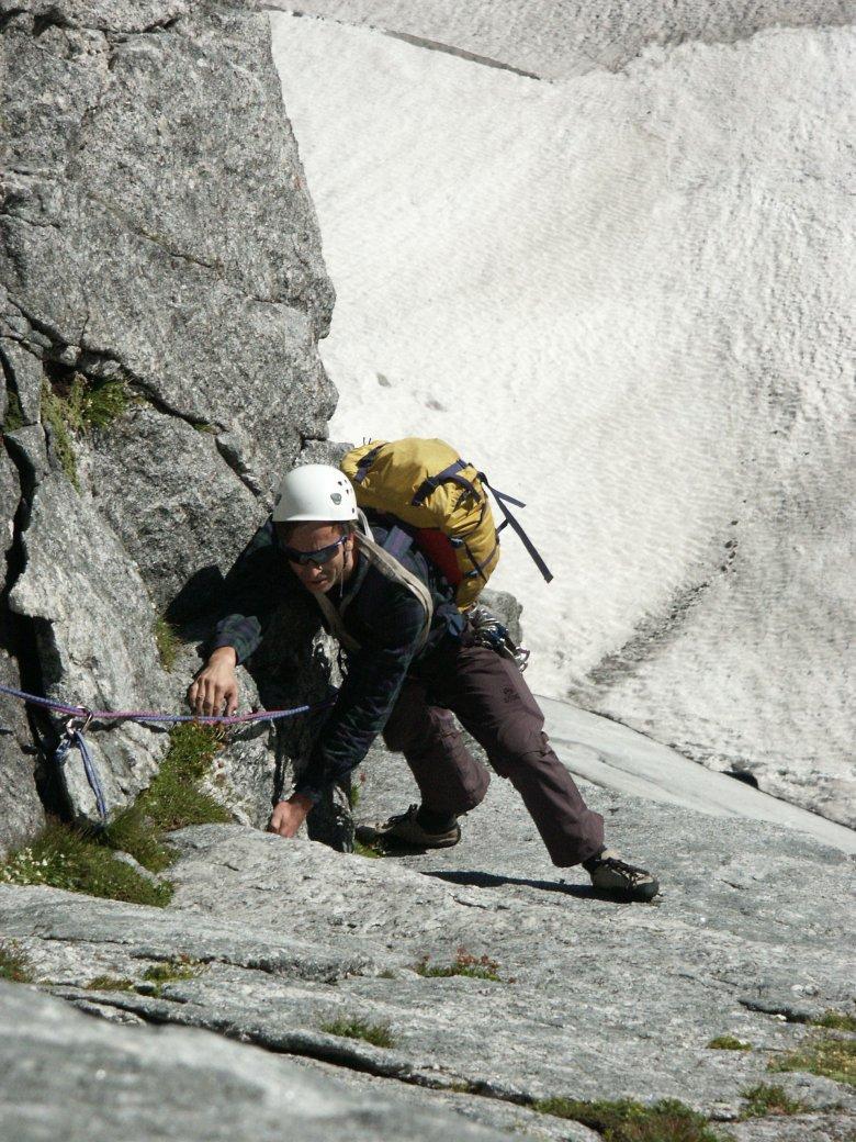 Dr. Thomas Küpper likes to climb high.