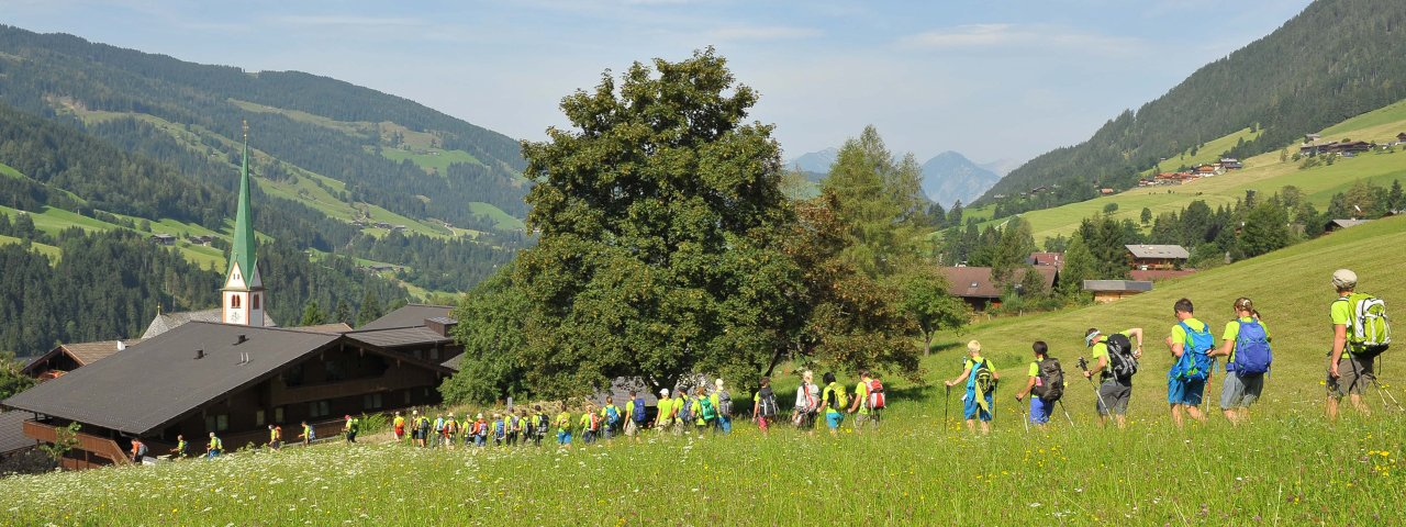 "Memories that will stay with you forever: The ""kitzalp24"" 24-Hour Walk takes avid walkers through sceneries of awesome natural beauty, © Gabriele Grießenböck"