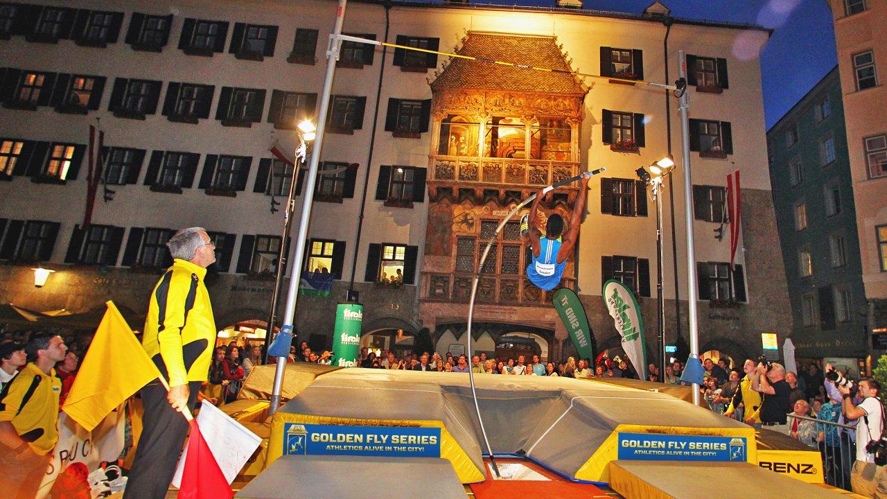 International Golden Roof Challenge in Innsbruck, © International Golden Roof Challenge Innsbruck